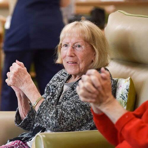 Layston Grove Care Home Dementia Care