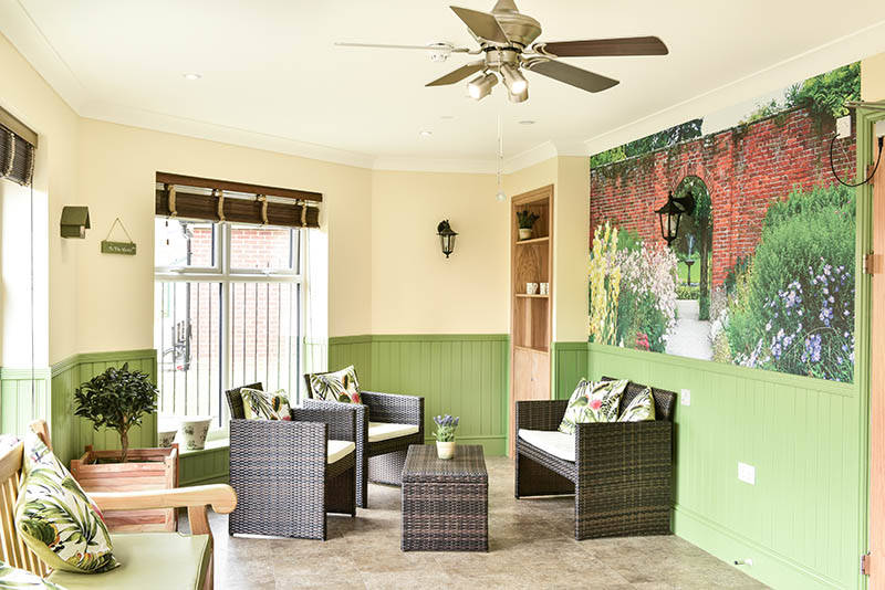 Kingfisher Court Luxury Care Home in Nottinghamshire