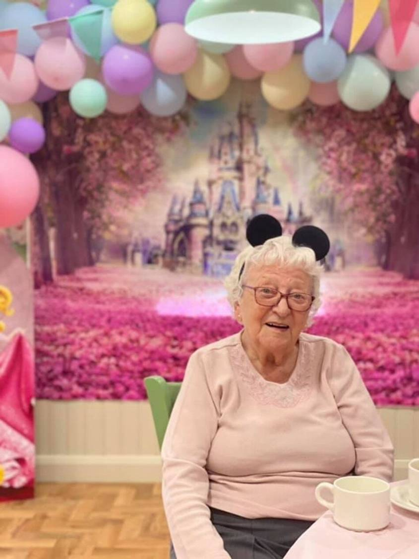 Disney Day at Marham House
