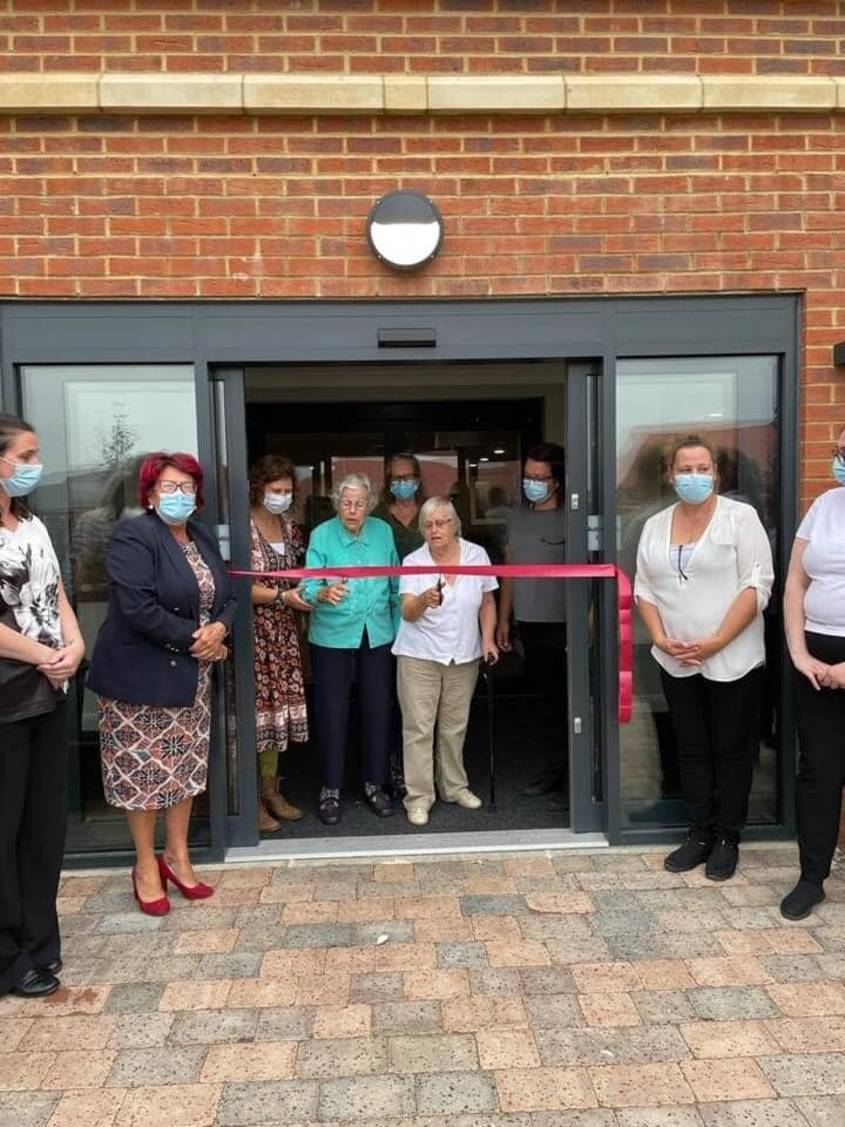 Canterbury House welcomes new residents