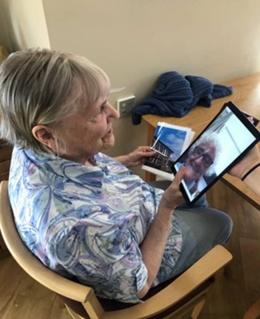 Reunited – Gwyneth and Margaret's Story