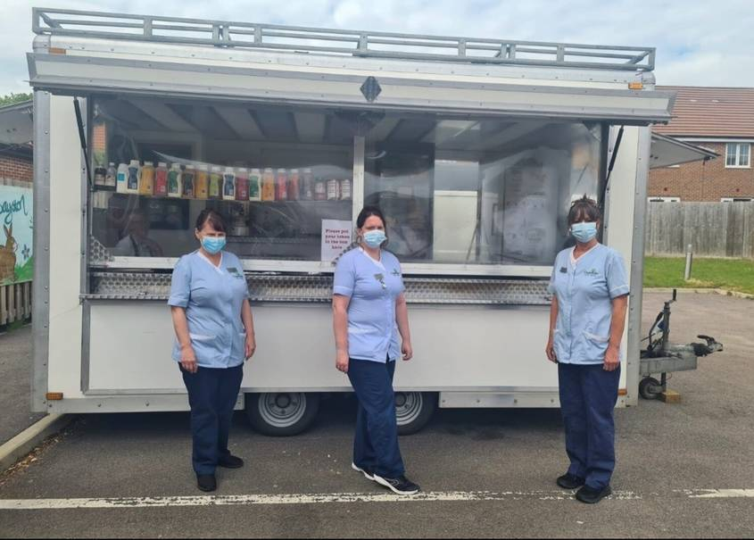 Halcyon Care Homes bring Catering Services to Layston Grove